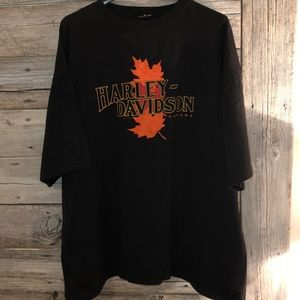 Harley-Davidson Men's Vintage T-Shirt XL